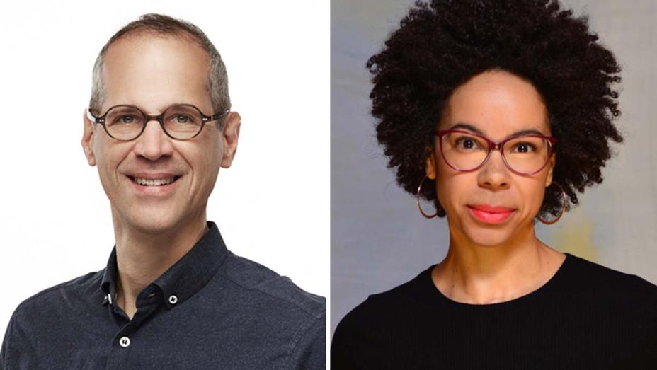 Alex Blumberg and Ayana Johnson Split - Publicity - H 2020