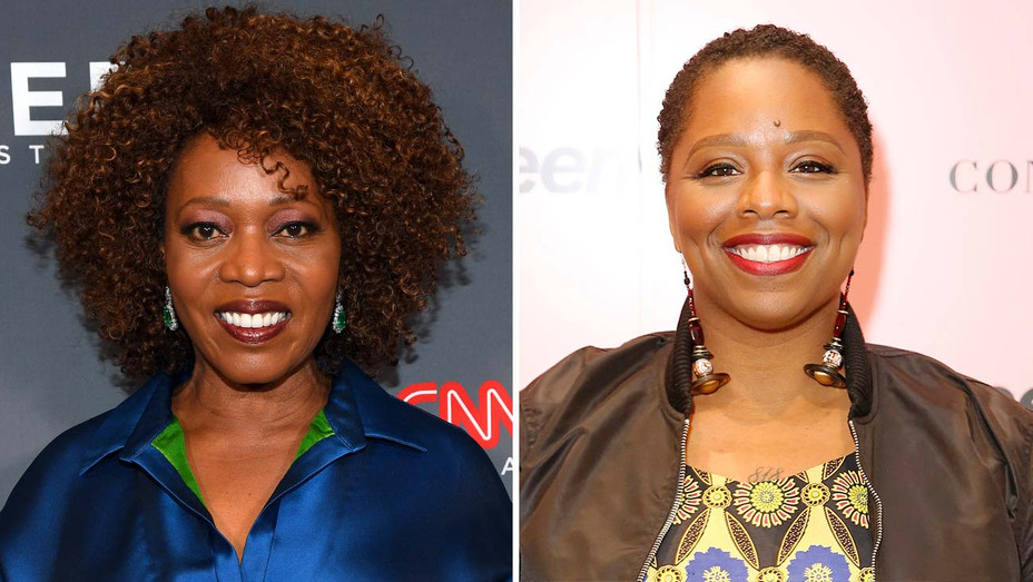 Alfre Woodard -Patrisse Cullors-Getty- Split-H 2020