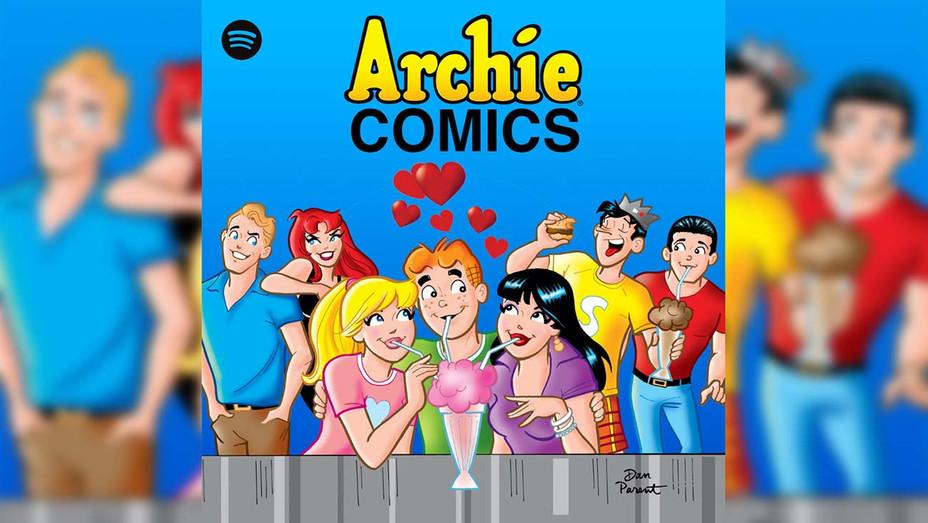 Archie Podcasts - Dan Parent Archie Comics - Publicity -H 2020