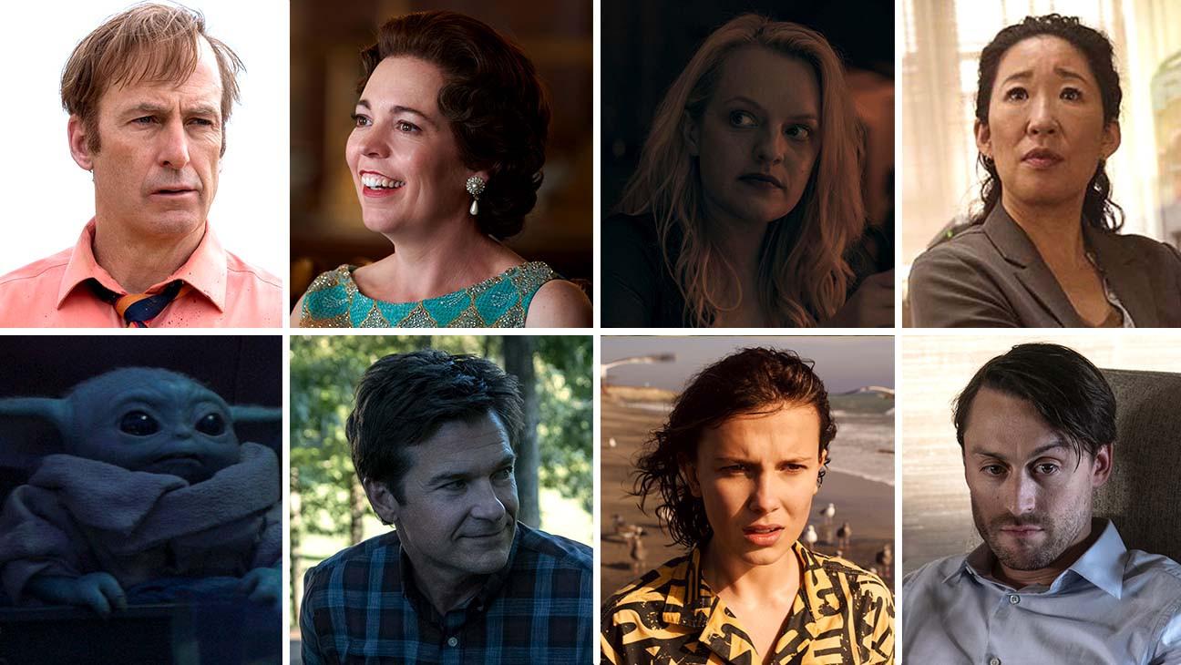 Best Drama Series -Emmy Noms 2020- Publicity stills - Split- H 2020