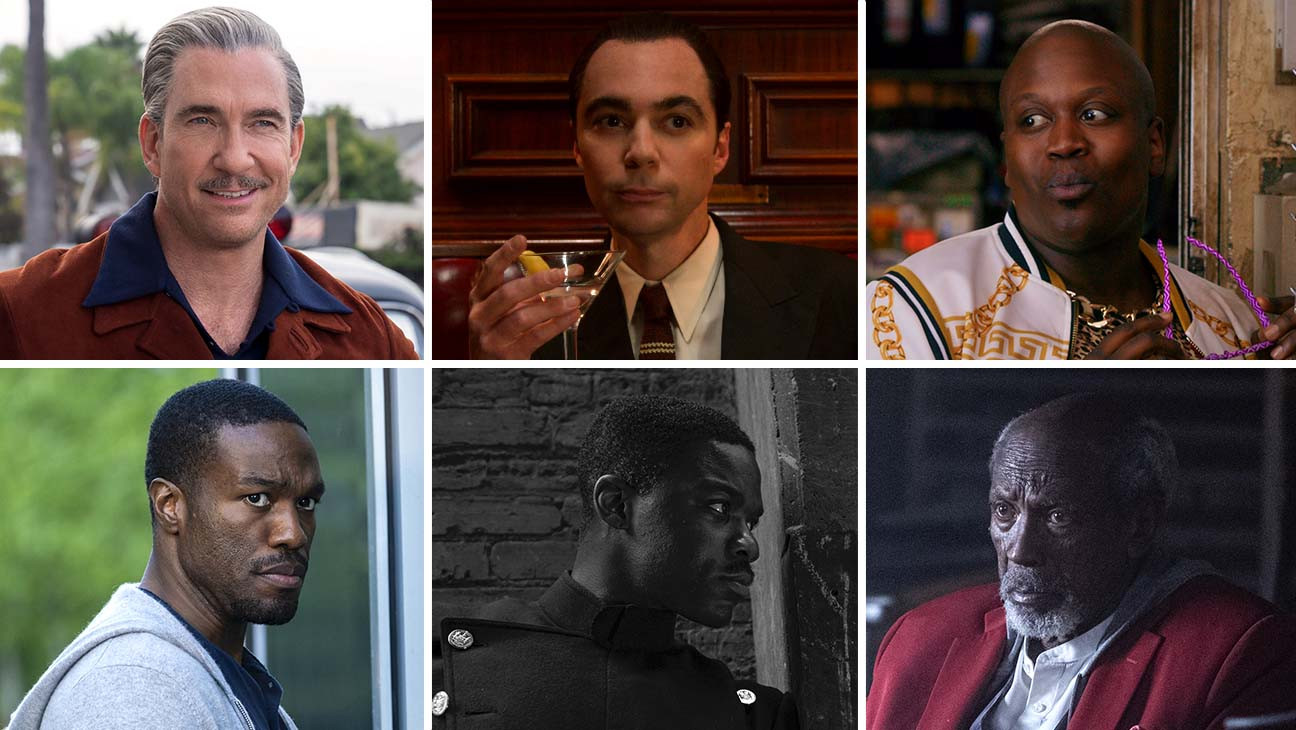 Best Supporting Actor in a Limited Series or Movie -Emmy Noms 2020- Publicity stills - Split-H 2020