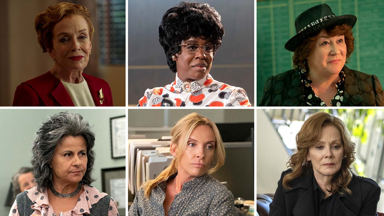 Best Supporting Actress in a Limited Series or Movie-Emmy Noms 2020- Publicity stills - Split-H 2020