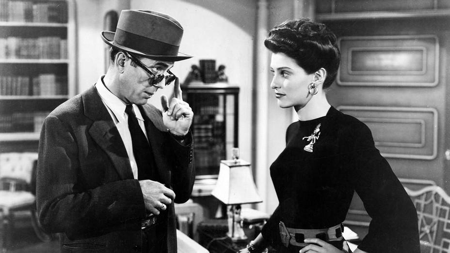 The Big Sleep (1946) - Humphrey Bogart, Sonia Darrin - Photofest - H 2020
