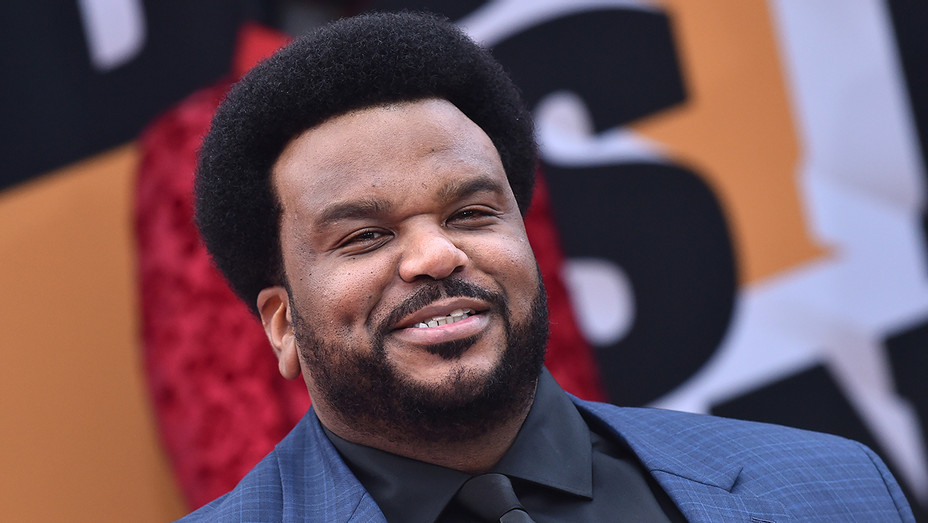 Craig Robinson Arrives at Premiere of Dolemite is my Name in 2019 - H - 2020