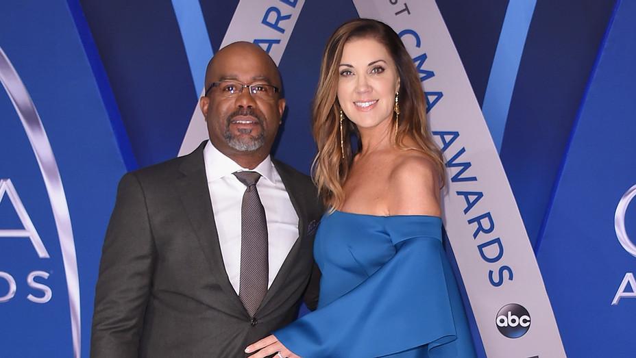 Darius Rucker and Beth Leonard - H - 2020