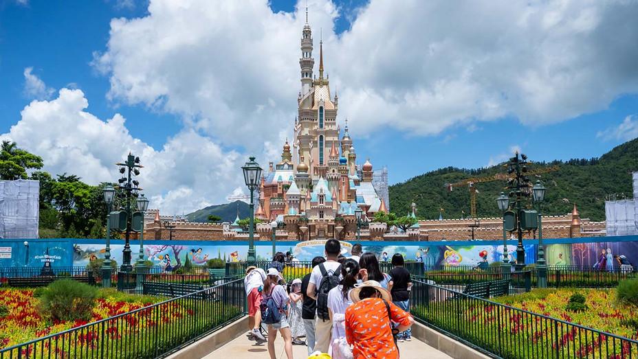 Disneyland -  Hong Kong, China- Hong Kong Disneyland Reopens Amid The Coronavirus Pandemic-June 18 2020 - Getty - H 2020