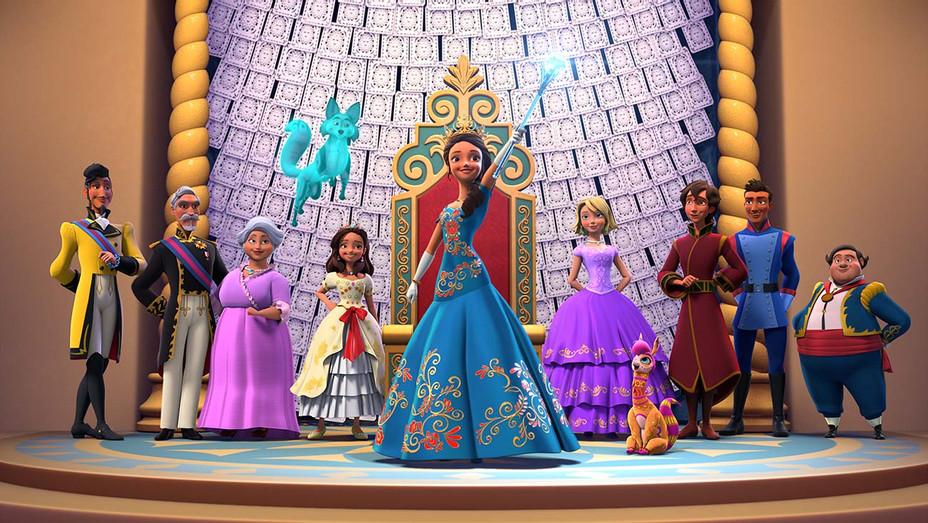 Elena of Avalor - Elena's Coronation - Disney Enterprises, Inc. - Publicity -  H 2020