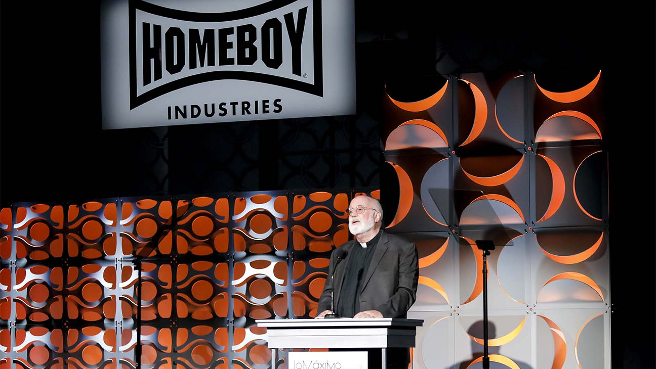 Hilton Foundation to Honor L.A.'s Homeboy Industries With Humanitarian Prize
