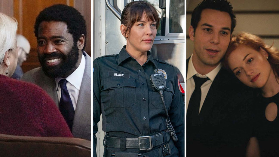 For Life (ABC), 911- Lone Star (Fox) and Zoey's Extraordinary Playlist (NBC)- Split-Publicity-H 2020