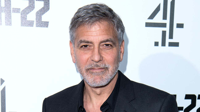 George Clooney Talks Home Cooking, New Netflix Movie and Flowbeeing His Hair