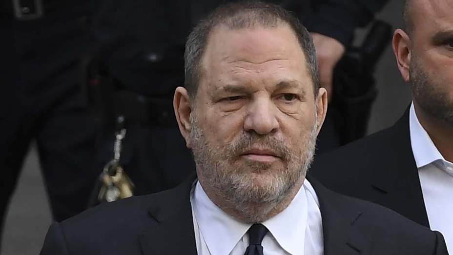 Harvey Weinstein New York on December 20, 2018 - Getty Images - H 2020