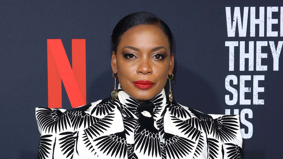 Aunjanue Ellis attends FYC Event - When They See Us - Getty -H 2020