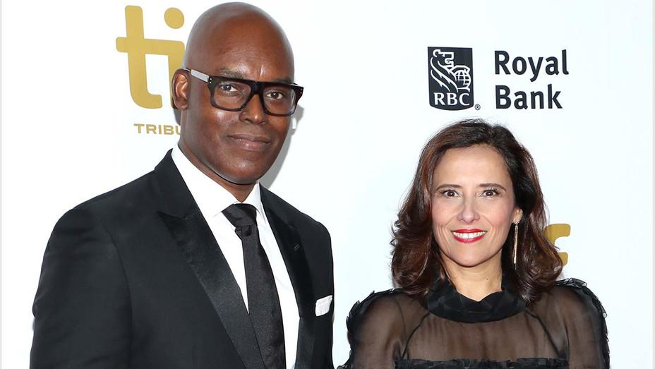 Cameron Bailey and Joana Vicente - Toronto International Film Festival TIFF Tribute Gala 2019 - Getty-H 2020