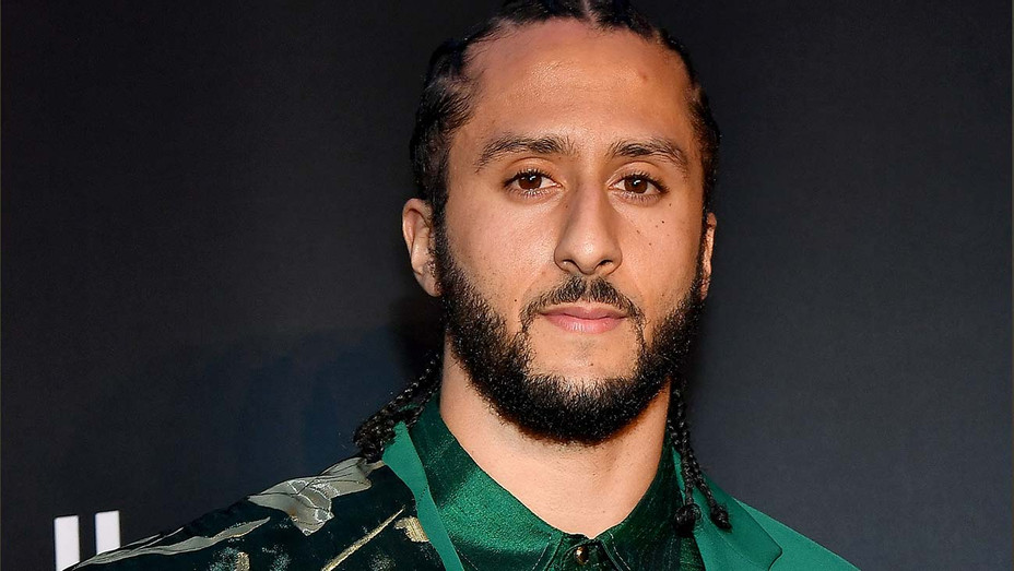 Colin Kaepernick attends Tyler Perry Studios grand opening gala - Getty-H 2020