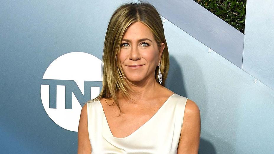 Jennifer Aniston endorses Joe Biden, says 'it's not funny to vote for Kanye'