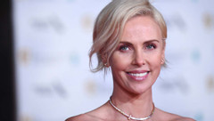 """Charlize Theron Celebrates Powerful, """"Chin Up"""" Women in Dior Initiative"""