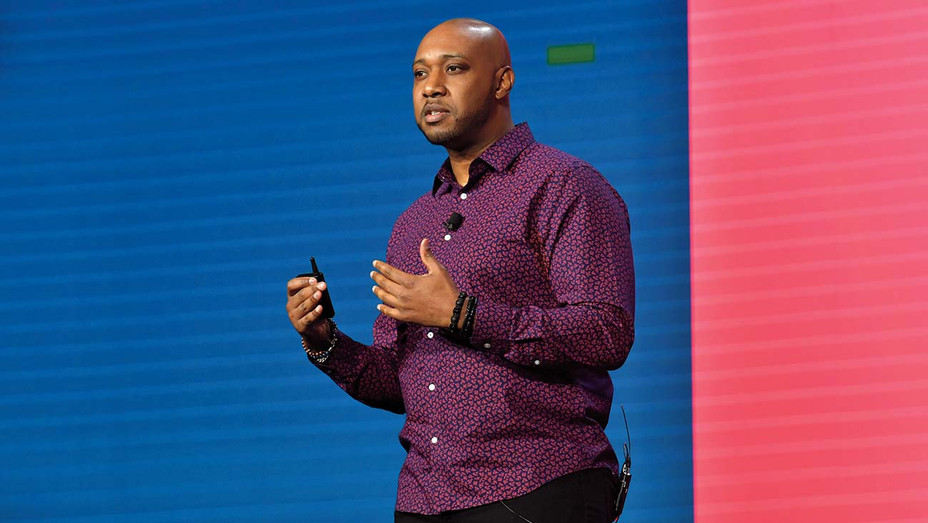 Willie Jackson speaks onstage during The 2020 MAKERS Conference on February 11, 2020 - Getty - H 2020