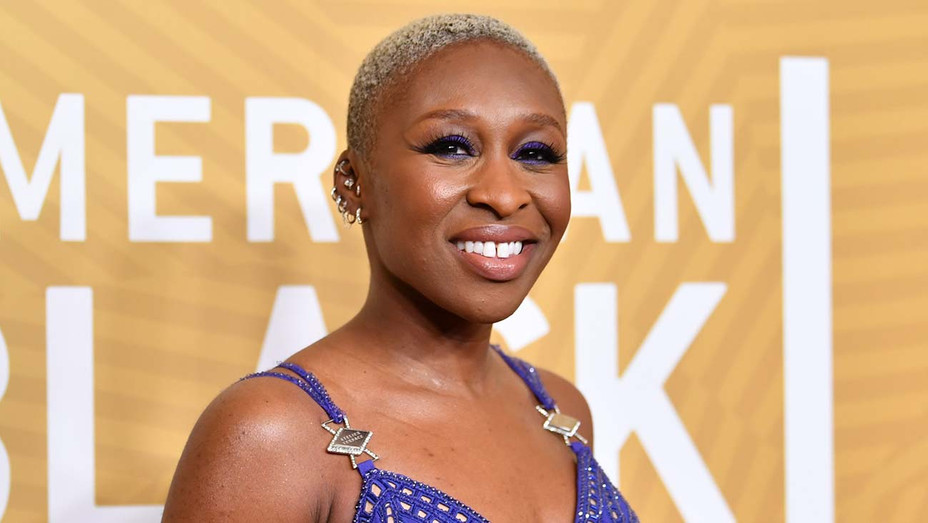 Cynthia Erivo attends the American Black Film Festival Honors Awards Ceremony - Getty - H 2020