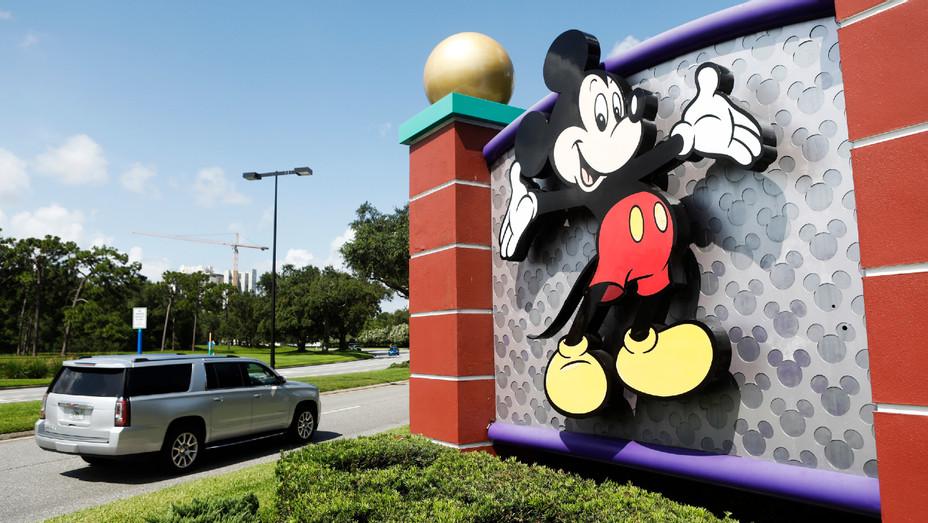 Disney World Reopens Mickey - Getty - H 2020