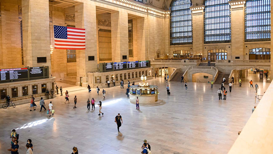New York City - Grand Central Terminal as the city moves into Phase 3 -July 14, 2020- Getty-H 2020