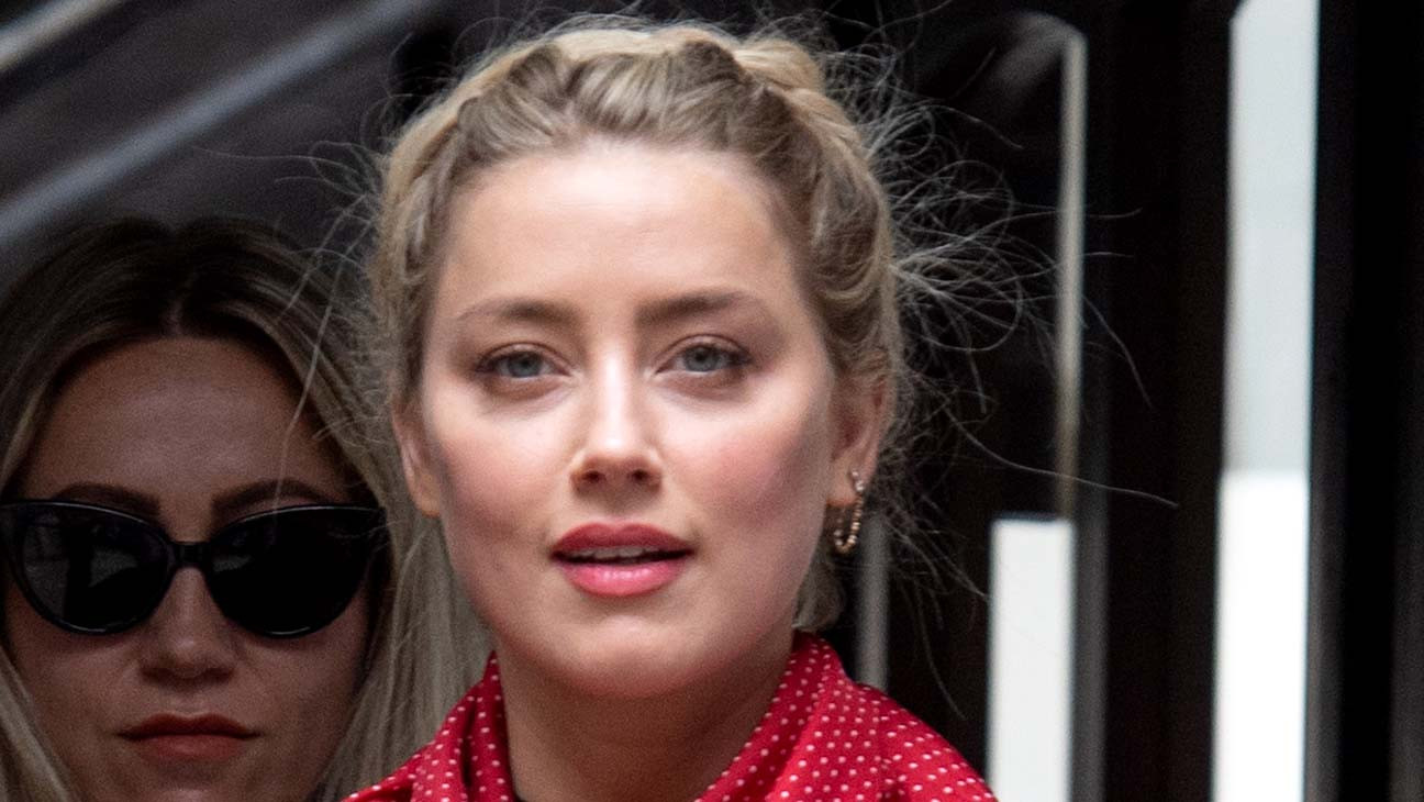 Amber Heard Says She Didn T Want World To Know Details Of Alleged Abuse By Johnny Depp Hollywood Reporter