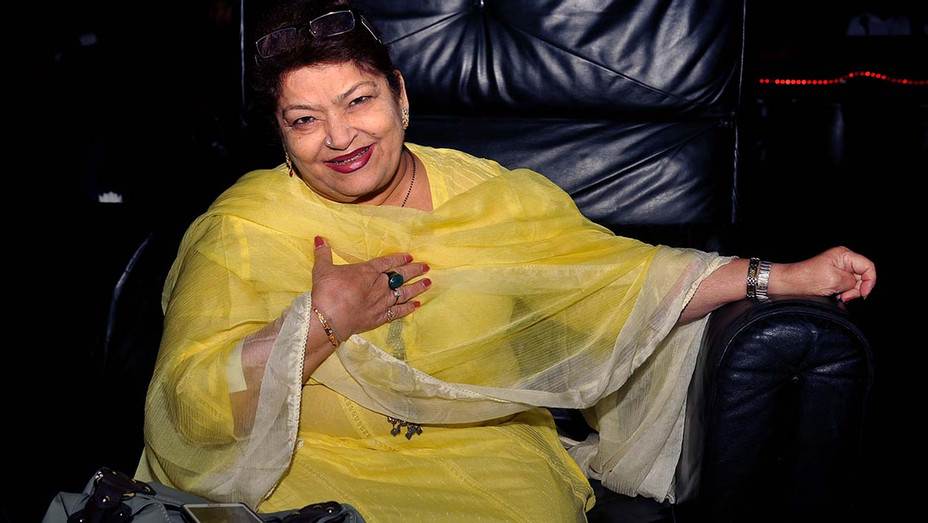 Saroj Khan — Getty — H 2020