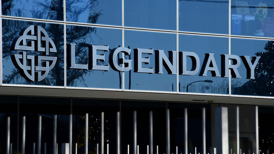 Legendary Entertainment  - office building in Burbank, California - Getty-H 2020