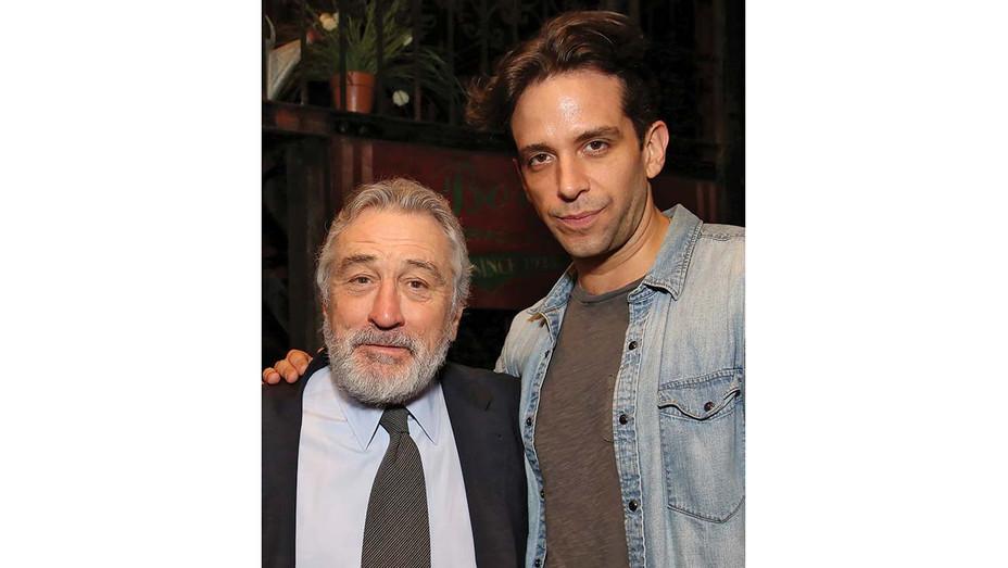 Robert De Niro and Nick Cordero  - December 1, 2016- Getty-H 2020