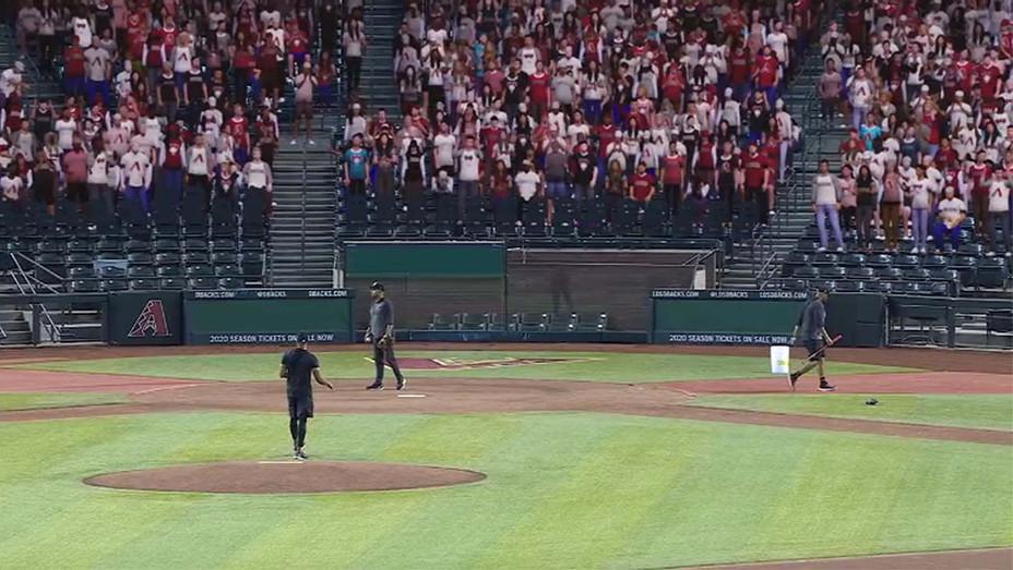 FOX Sports - Major League Baseball broadcasts – virtual fans - Pixatope software-H 2020