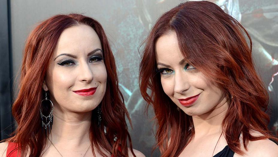 Jen and Sylvia Soska - Getty - H 2020