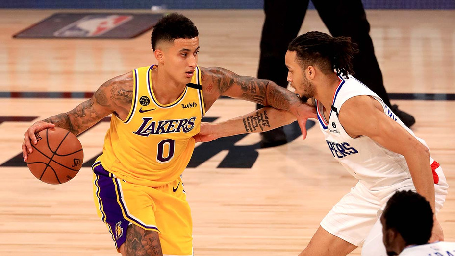 Los Angeles Clippers v Los Angeles Lakers-Getty-H 2020