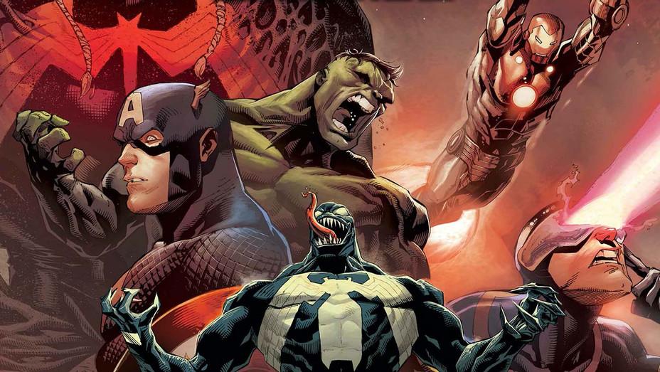 Marvel King in Black- Publicity - H 2020