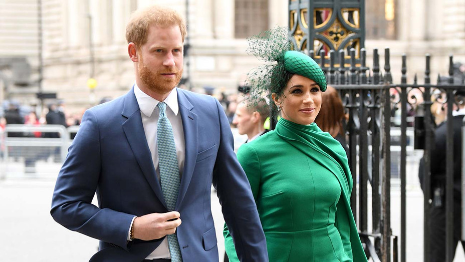 meghan markle and prince harry -Getty - H 2020
