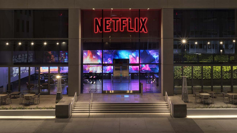 Netflix Office Photo -Sunset Blvd. - Publicity 1-H 2020