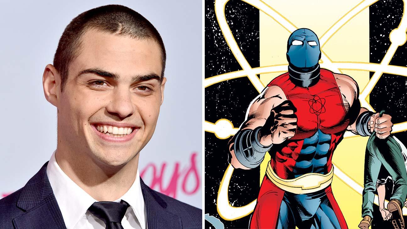 Noah Centineo Joins Dwayne Johnson in New Line DC Movie 'Black Adam' (Exclusive)