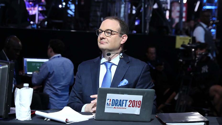 ONE TIME USE ONLY -  Reporter Adrian Wojnarowski  - GETTY - H 2020