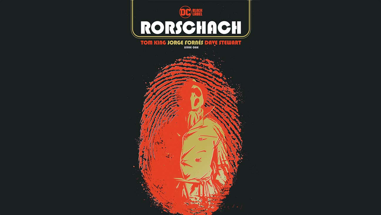 Comics Watch: 'Rorschach' and the Future of 'Watchmen'