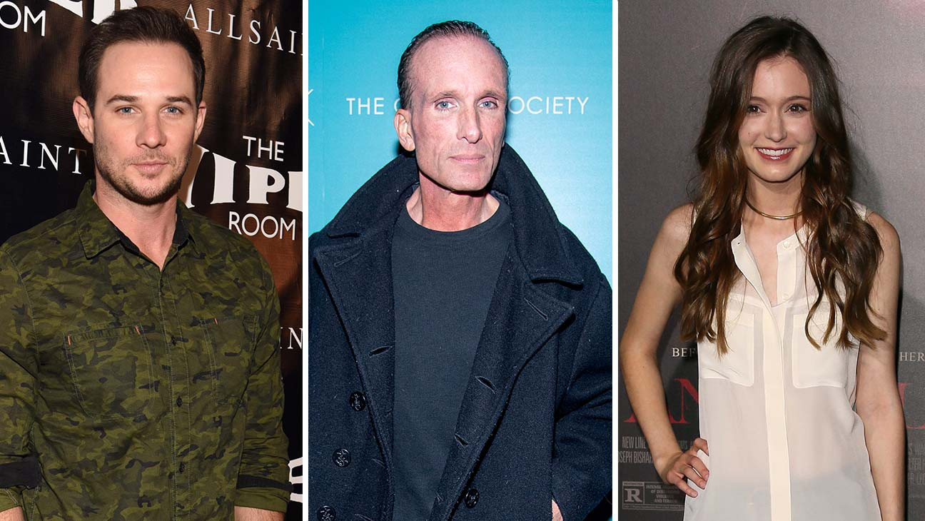 Ryan Merriman, Peter Greene, Hayley McFarland Board 'Out of Exile' Crime Thriller (Exclusive)