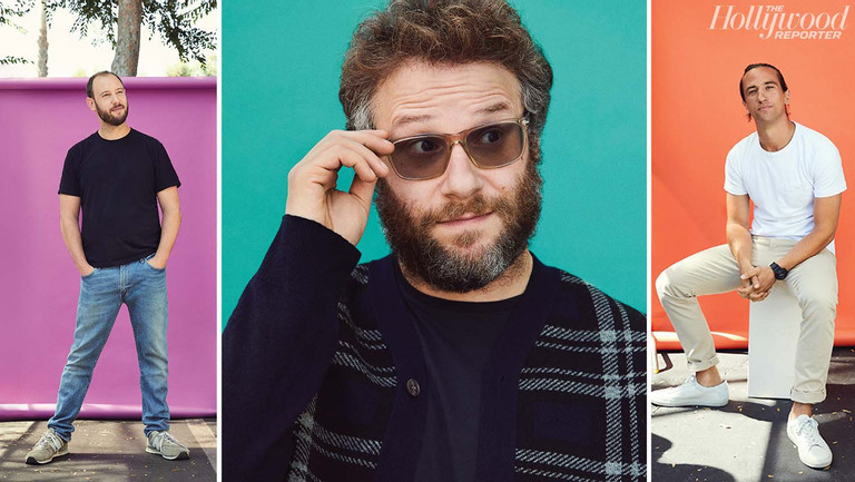 The Mellow Moguls: Seth Rogen and His Point Grey Partners Dish on Their Expanding Hollywood Empire