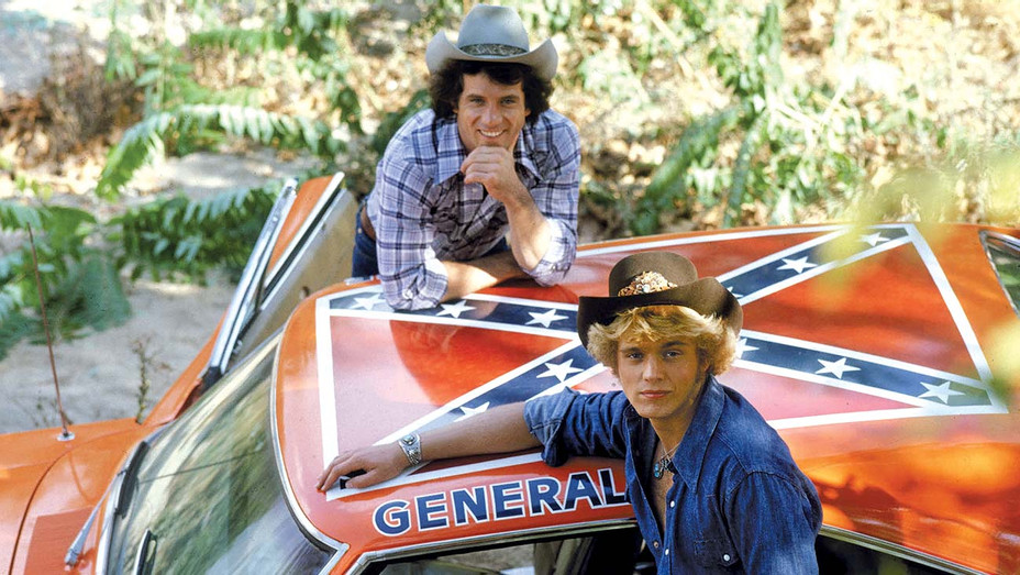 ONE TIME USE ONLY - THE DUKES OF HAZZARD, Tom Wopat, John Schneider, 1979-1985 - Everett Collection-H 2020