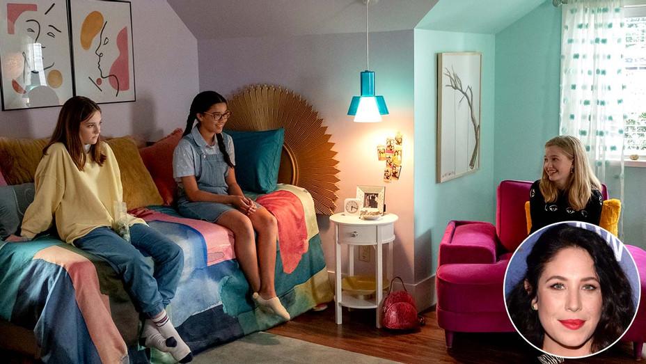 The Babysitter's Club - Publicity still - Rachel Shukert-Getty - Inset - H 2020