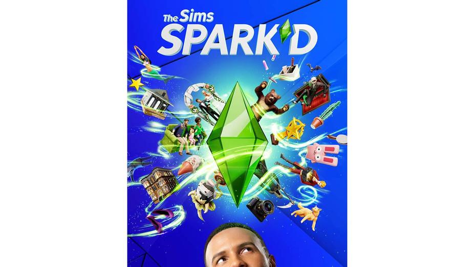 The Sims -Spark'd Key Art- Publicity - H 2020