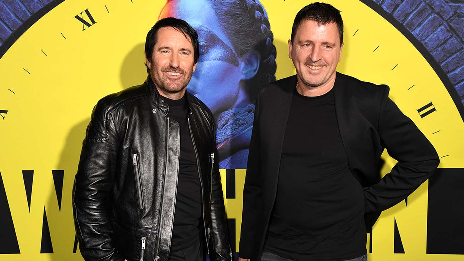Trent Reznor (L) and Atticus Ross - Getty - H 2020