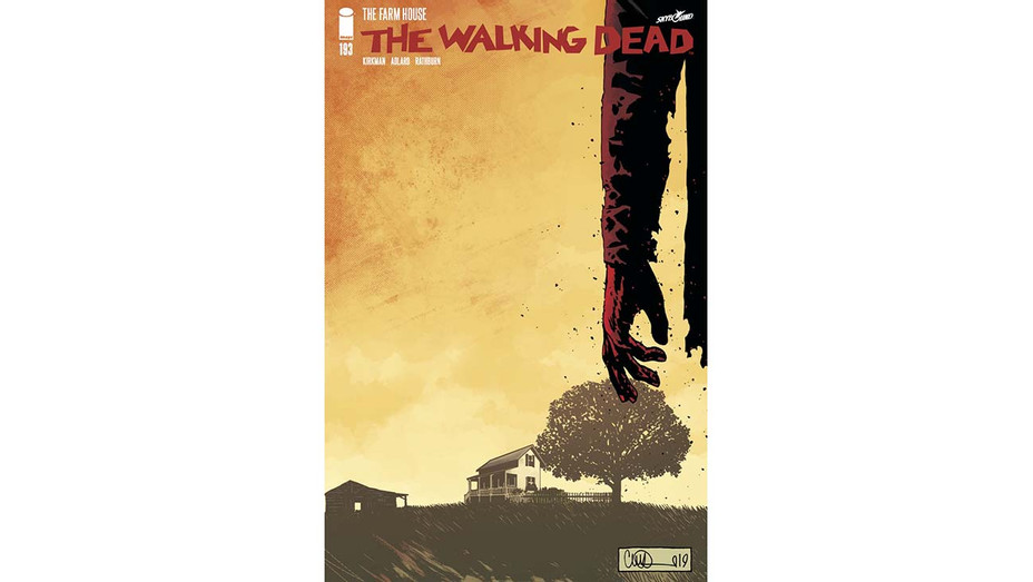 The Walking Dead -193-cover- Skybound Entertainment - Image Comics - H 2020