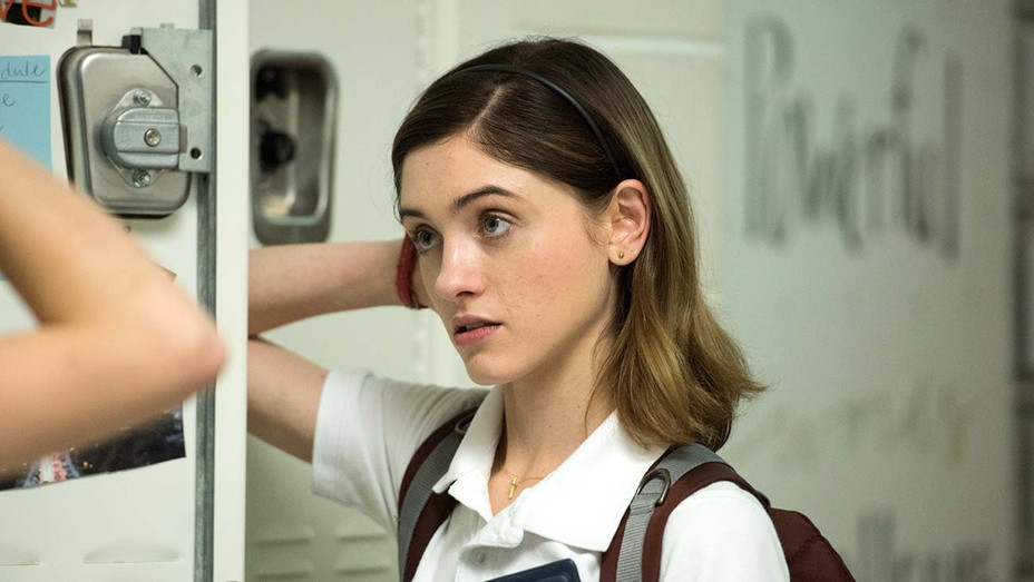 Natalia Dyer on 'Yes, God, Yes' and Latest on 'Stranger Things 4' |  Hollywood Reporter