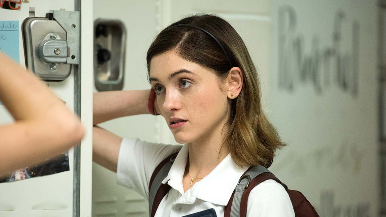 Natalia Dyer on the Importance of 'Yes, God, Yes' and the Latest on 'Stranger Things 4'