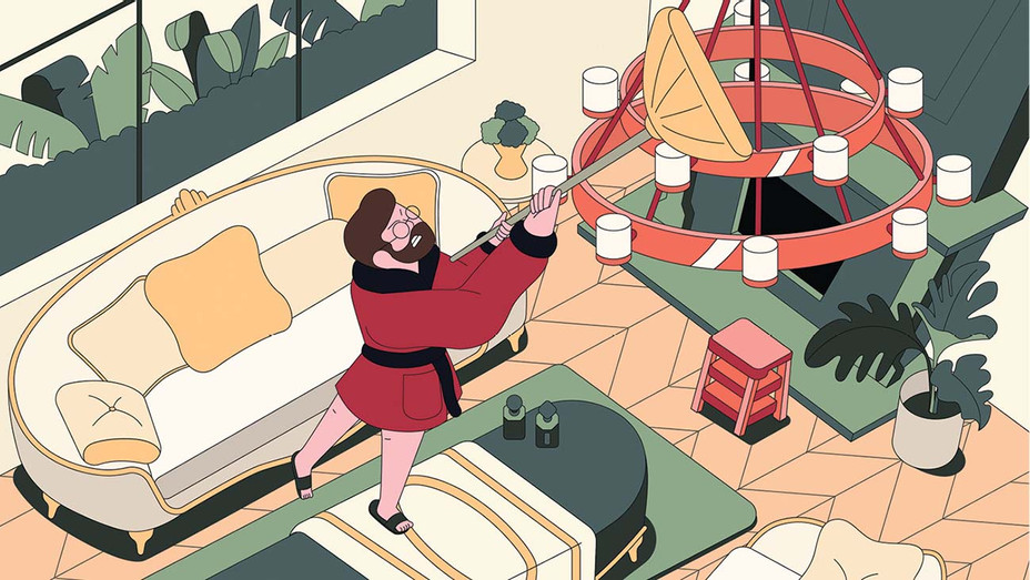 ONE TIME USE ONLY - 21sty_housecleaning_W_main- Illustration by Jiaqi Wang- H 2020