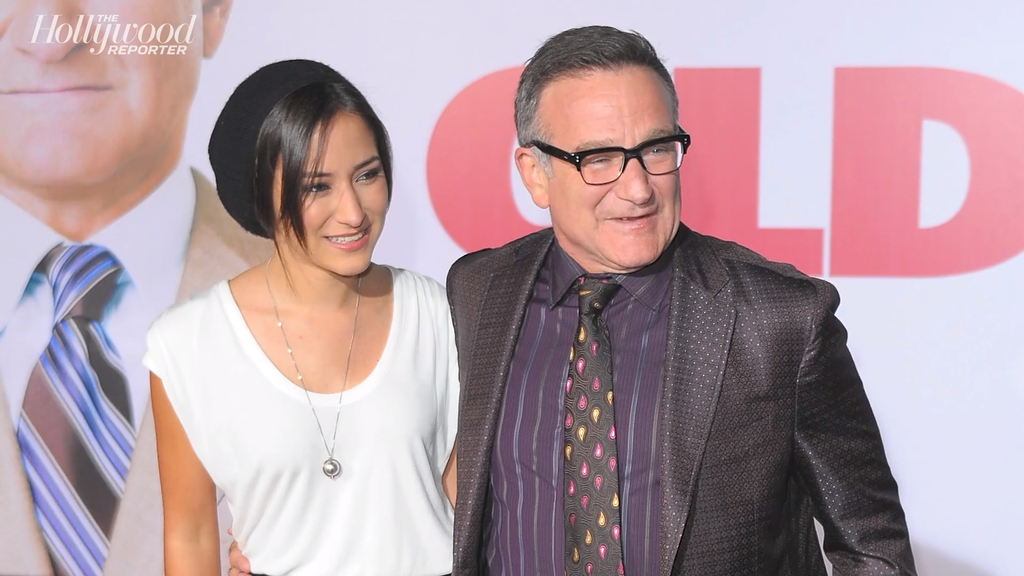 Robin Williams Hollywood Reporter