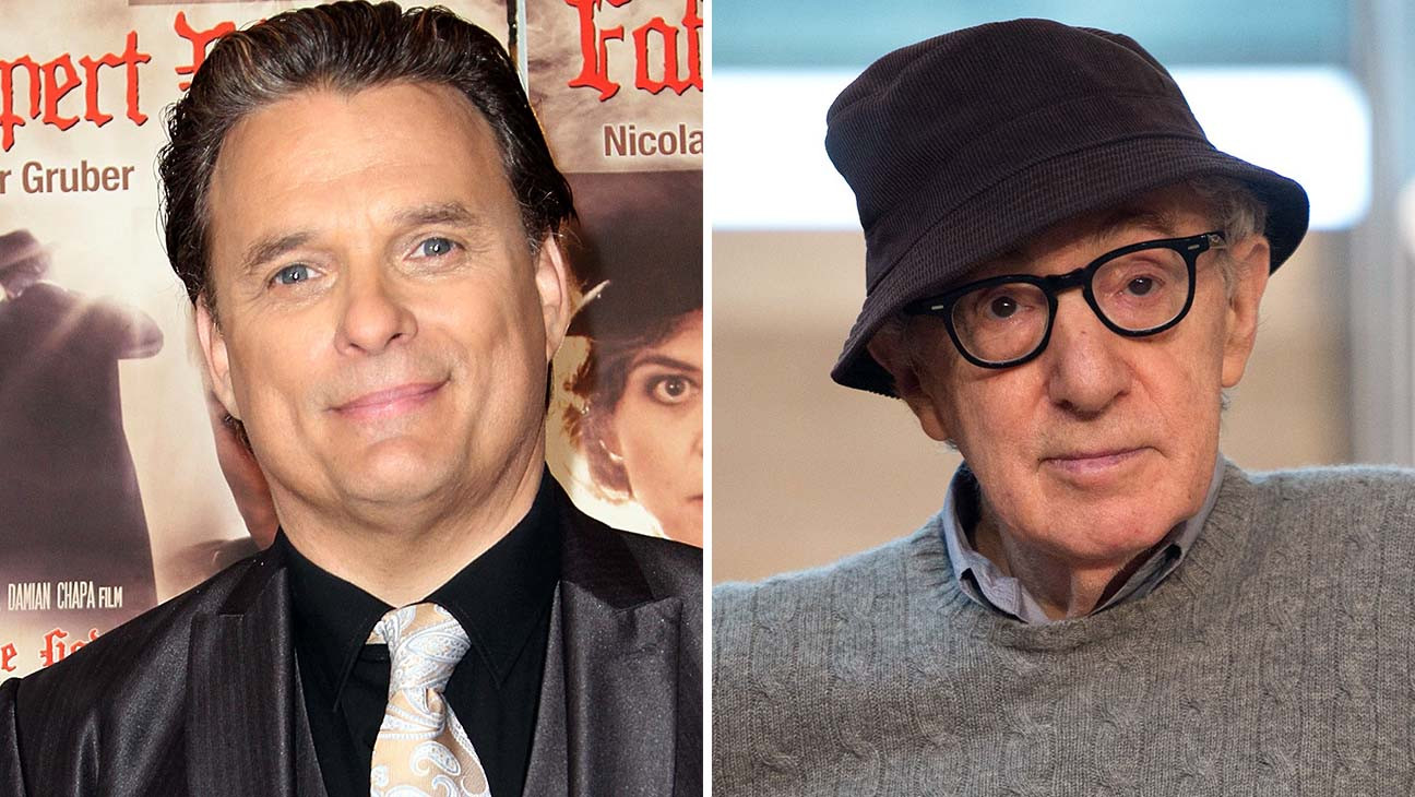 """Damian Chapa Defends Working With Woody Allen: """"I Felt Very Safe on the Set"""""""
