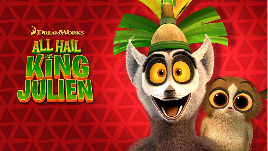 'All Hail King Julien' series - H 2020